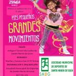 """Smd-Guía """"Pies Pequeños Grandes Movimientos"""""""
