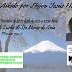 CURSO AIKIDO 21 DE NOVIEMBRE POR SHIJAN JESUS HERRERO