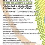 """II Feria del Deporte y Salud """"SPORTBODY 2016GUÍA"""""""