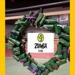 Las alumnas de Zumba ®Kids, con su corona navideña,  les desean un feliz año nuevo 💃🏻💃🏻💃🏻💃🏻😘😘😘