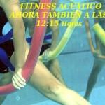 Fitness Acuático Nuevo Horario