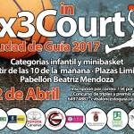 3X3 IN COURT CIUDAD DE GUÍA