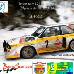 3ª RALLY 1.24 SLOT EL PALMITAL