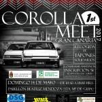 1º COROLLA MEET GRAN CANARIA 2017