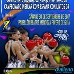 Campeonato Insular Base Conjuntos, Copa Base Individual y Tercera Fase Copa España Conjuntos