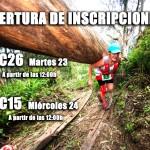 APERTURA DE INSCRIPCIONES CARRERA ENTRE CORTIJOS