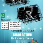 En Julio/2018 Ciclo Indoor a  12€