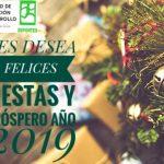 Les Deseamos Felices Fiestas