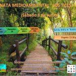 'LOS TILES-GUÍA' ES EL RECORRIDO DE LA 8ª CAMINATA MEDIOAMBIENTAL ORGANIZADA POR LA CONCEJALÍA DE MEDIO AMBIENTE QUE DIRIGE LETICIA GARCÍA PARA EL PRÓXIMO 8 DE JUNIO