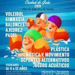 Escuela de Verano Multideporte Ciudad de Guía 2019