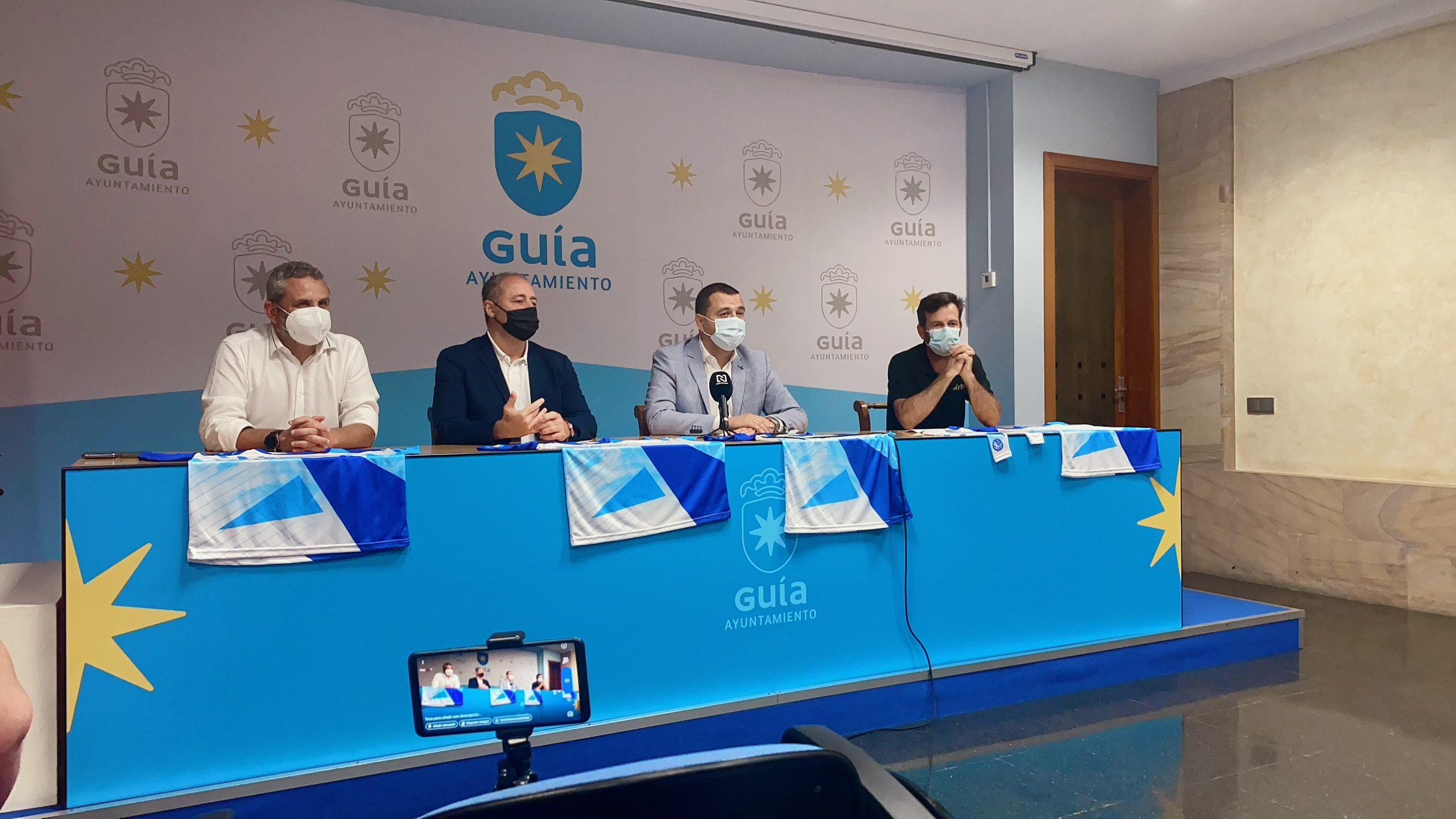 Rueda prensa presentación EntreCortijos 2021